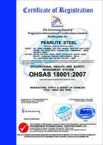 PEARLITE STEEL OHSAS new add-page-0