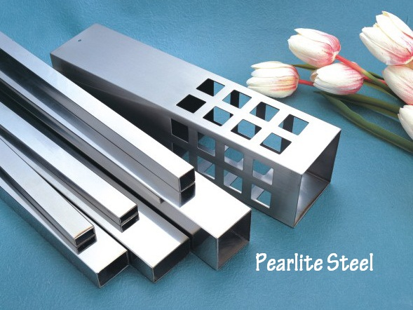 Stainless steel pipe applications